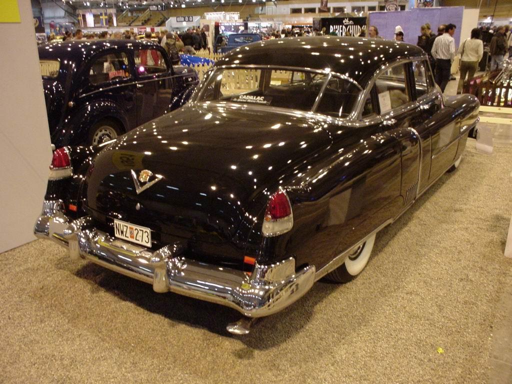 Cadillac Fleetwood Sixty