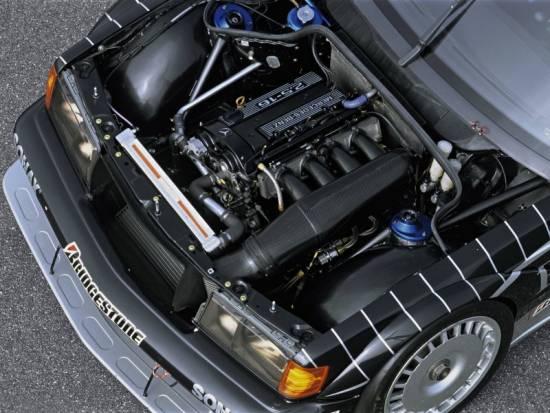 Mercedes 190E 1985 1993